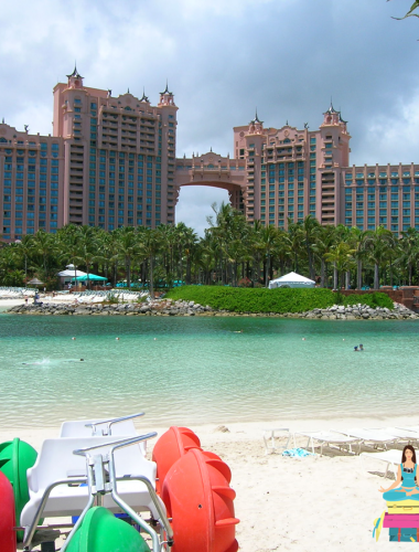 Atlantis Vacation Resort in the Bahamas