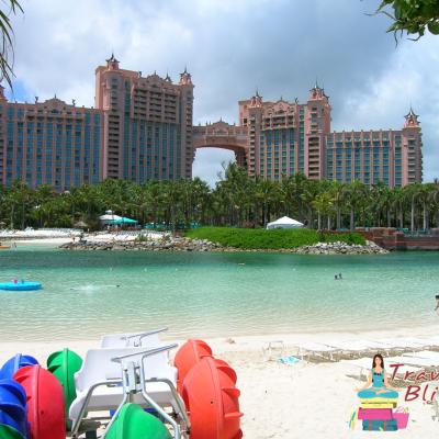 Atlantis Vacation Resort in the Bahamas