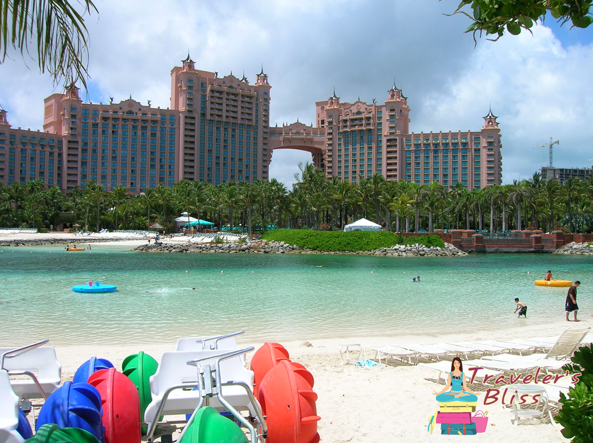Atlantis Vacation Resort in the Bahamas Fun.