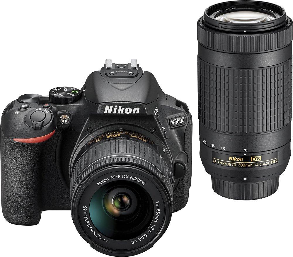Nikon D5600 2 Lens Kit